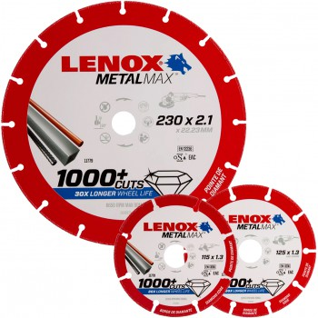 Disco de corte para metales ref. metalmax