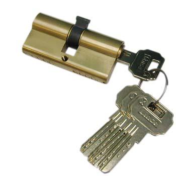 Bombillo de seguridad con llave de puntos lince mod. 4100 (15 mm)