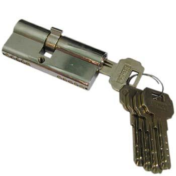 Bombillo doble con llave de puntos lince mod. 4803 y 4833 (13,25 mm)