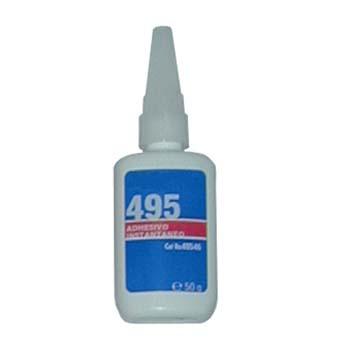 Adhesivo loctite 495