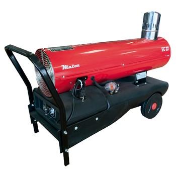 Generador de aire caliente a gasóleo mod. g-star comfort ec22