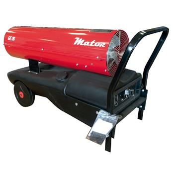 Generador de aire caliente a gasóleo mod. jetz ge36