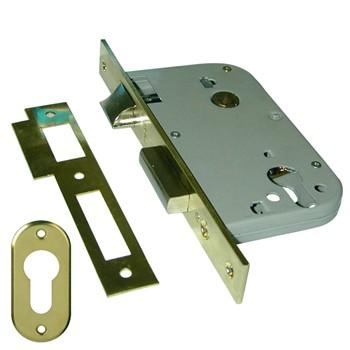 Cerradura embutir sin cilindro mcm 1301