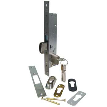 Cerradura embutir con cilindro de seguridad mcm 1449s