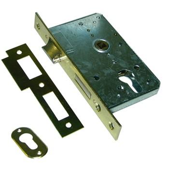 Cerradura embutir sin cilindro mcm 1501