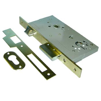 Cerradura embutir sin cilindro mcm 1601
