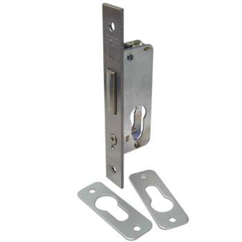 Cerradura embutir para armarios contadores de gas mcm 1649s