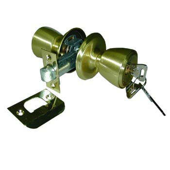 Cerradura tubular de pomo mcm 501
