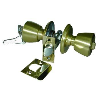 Cerradura tubular de pomo mcm 501b