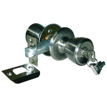 Cerradura tubular de pomo mcm 508
