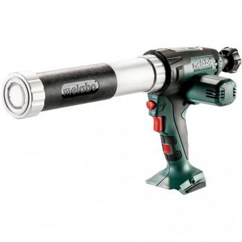 Carcasa de pistola para aplicar silicona de batería metabo mod. kpa 18 ltx 400 (sin batería)