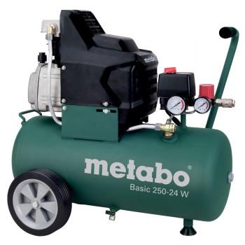 Compresor metabo con aceite mod. basic 250-24 w