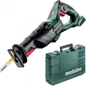 Carcasa de sierra de sable de batería metabo mod. sse 18 ltx bl (sin batería)