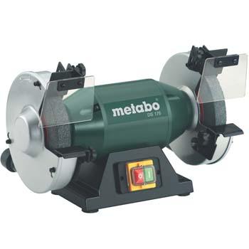 Esmeriladora doble de 500 vatios metabo mod. ds 175