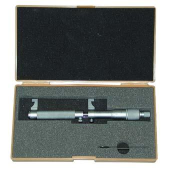 Micrómetro de interiores con patas de medida