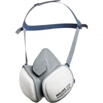 Mascarilla desechable ffabek1p3 r d compactmask mod. 5430