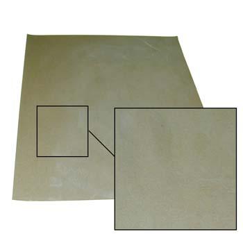 Hoja abrasiva (lija al agua) con soporte de papel muy fino (a) y mineral abrasivo de óxido de aluminio