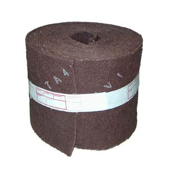 Rollo scotch-brite™ abrasivo de fibra con mineral óxido de aluminio (a)