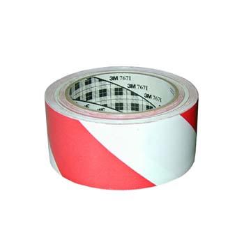 Cinta adhesiva plástica bicolor