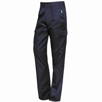 Pantalon de algodón con multiples bolsillos mod. 1131