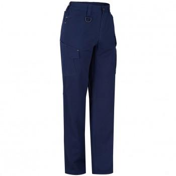 Pantalon de algodón con multiples bolsillos mod. 1131 plus