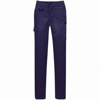 Pantalon de tergal con multiples bolsillos mod. 1141 plus