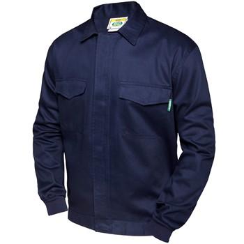 Cazadora 100% algodon con cuello camisero mod. 1150