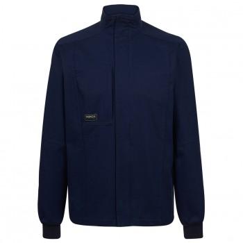 Cazadora 100% algodón con cuello camisero mod. 1150 plus
