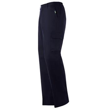 Pantalon forrado con multiples bolsillos mod. 4813