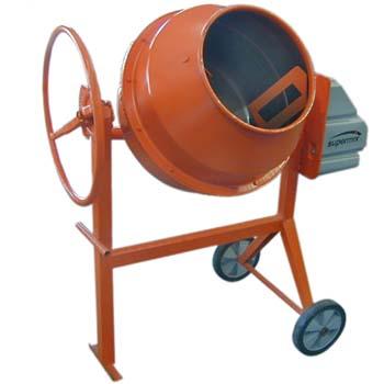 Hormigonera monofásica de 130 litros