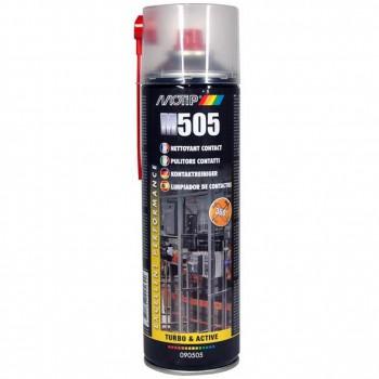 Limpiador de contactos motip ref. 505