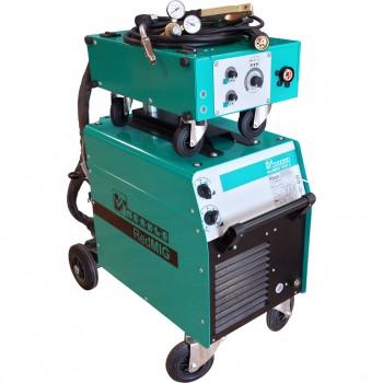Máquina mig/mag ref. redmig 3000 d + alimentador de hilo ref. dv-26 + antorcha ref. sb 307 g + accesorios