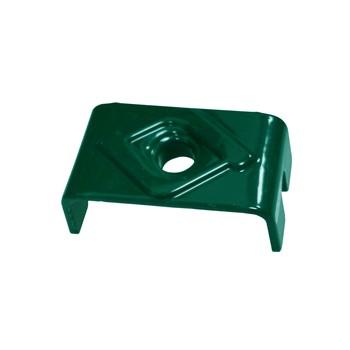 Grapa metálica hercules® de color verde (ral 6005)