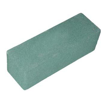 Bloque en carburo de silicio verde