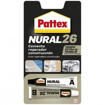 Cemento reparador para construcción nural 26