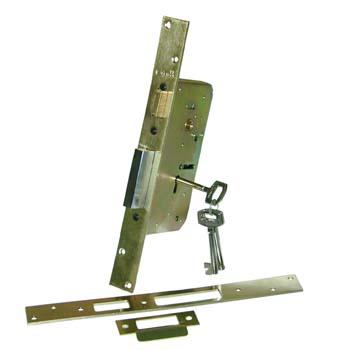 Cerradura seguridad embutir mod.1001