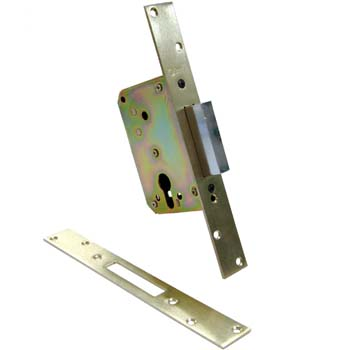 Cerradura embutir seguridad mod.3002 sin cilindro