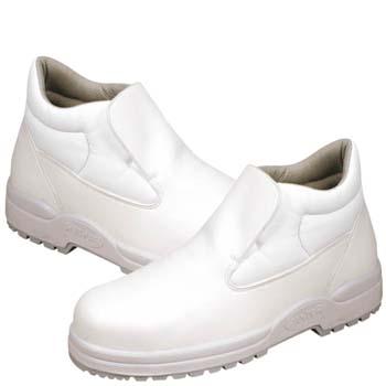 Botas de protección panter mod. butiro s2 blanca