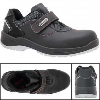 Zapatos de seguridad panter mod. diamante velcro® link s3