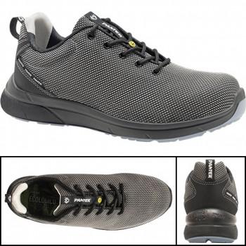 Zapatos de seguridad panter mod. forza sporty s3 negro esd