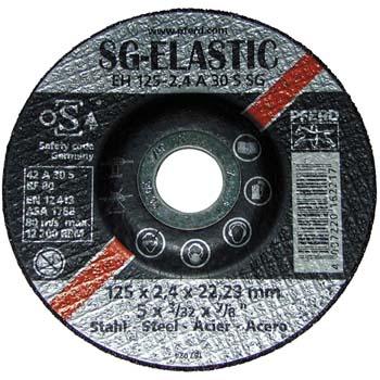 Disco de tronzar sg-elastic acero