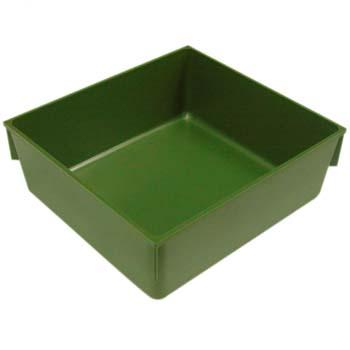 Cajón verde para combibox
