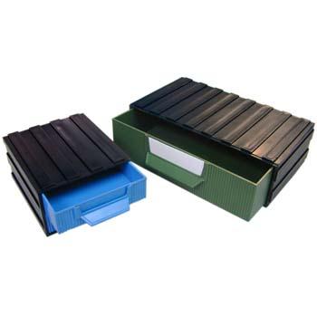 Cajón con funda ensamblable combibox