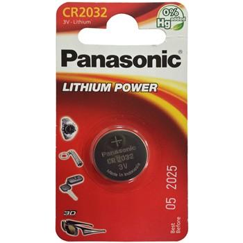 Pila de botón panasonic cr2032 de 3 v.
