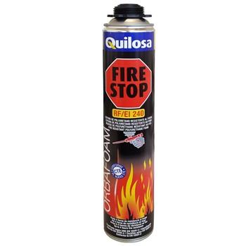 Espuma de poliuretano resistente al fuego