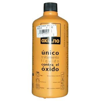 Líquido desoxidante/desengrasante oxi-no