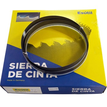 Sierra de cinta esutil bimetal m42 (made in germany)