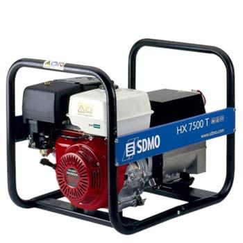 Generador trifásico sdmo hx 7500 t-2
