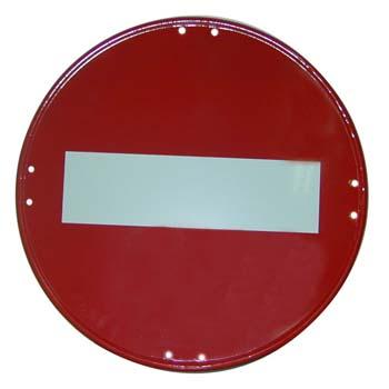 Señal de entrada prohibida ref. r-101.