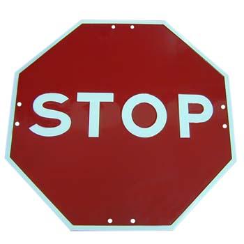 Señal de stop ref. r-2